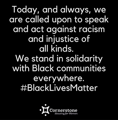 CHFW Statement on Racial Justice